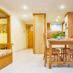 Отель Apartamentos Los Peces Rentalmar Испания, Салоу - 1 отзыв об отеле, цены и фото номеров - забронировать отель Apartamentos Los Peces Rentalmar онлайн комната для гостей