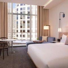 Отель Conrad Washington DC США, Вашингтон - отзывы, цены и фото номеров - забронировать отель Conrad Washington DC онлайн комната для гостей фото 3