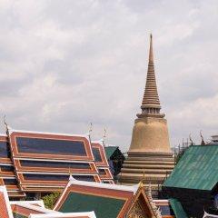Отель ISSARA by d HOSTEL Таиланд, Бангкок - 1 отзыв об отеле, цены и фото номеров - забронировать отель ISSARA by d HOSTEL онлайн балкон