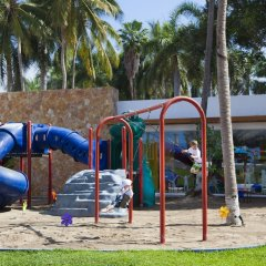 Отель Krystal Vallarta детские мероприятия