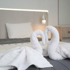 Отель Adonis Village Греция, Пефкохори - отзывы, цены и фото номеров - забронировать отель Adonis Village онлайн ванная