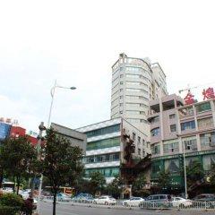 Chenzhou Hotel городской автобус