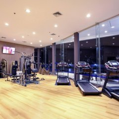 Отель Four Wings Бангкок фитнесс-зал фото 2