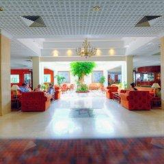 Avlida Hotel интерьер отеля