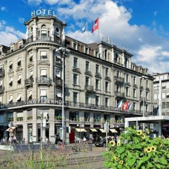 Отель Schweizerhof Zürich фото 9
