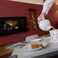 Wellness & Family Hotel Veronza Карано питание фото 2