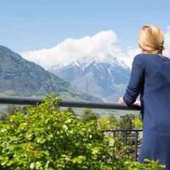 Отель Pienzenau Am Schlosspark Италия, Меран - отзывы, цены и фото номеров - забронировать отель Pienzenau Am Schlosspark онлайн приотельная территория