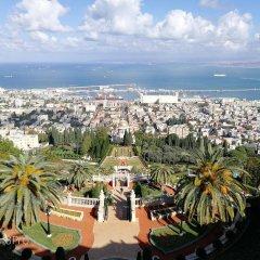 Отель The Artist's House Overlooking The Bay Of Haifa Хайфа пляж фото 2