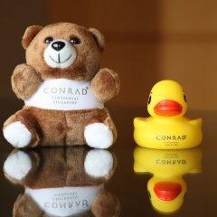 Отель Conrad Centennial Singapore Сингапур, Сингапур - 1 отзыв об отеле, цены и фото номеров - забронировать отель Conrad Centennial Singapore онлайн с домашними животными