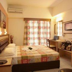 Отель Pearl сейф в номере