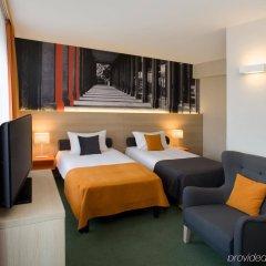 Отель MDM Hotel Warsaw Польша, Варшава - 12 отзывов об отеле, цены и фото номеров - забронировать отель MDM Hotel Warsaw онлайн комната для гостей фото 4