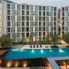 Отель Arthouse Uptown Phuket Таиланд, Пхукет - отзывы, цены и фото номеров - забронировать отель Arthouse Uptown Phuket онлайн бассейн фото 2