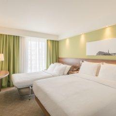 Отель Hampton by Hilton Munich City West Германия, Мюнхен - 1 отзыв об отеле, цены и фото номеров - забронировать отель Hampton by Hilton Munich City West онлайн комната для гостей