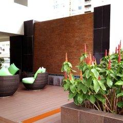 Апартаменты GM Serviced Apartment Бангкок