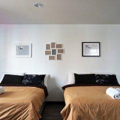 Отель T Hostel @ Rama 4 Таиланд, Бангкок - отзывы, цены и фото номеров - забронировать отель T Hostel @ Rama 4 онлайн комната для гостей фото 4