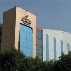 Отель Holiday Inn Express And Suites Mexico City At The Wtc Мехико фото 4