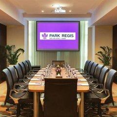 Отель Park Regis Kris Kin Дубай помещение для мероприятий фото 2
