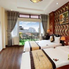 Отель Hanoi Golden Charm Hotel Вьетнам, Ханой - отзывы, цены и фото номеров - забронировать отель Hanoi Golden Charm Hotel онлайн комната для гостей