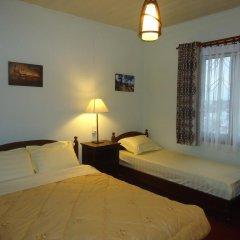 Отель Dalat Train Villa Далат сейф в номере