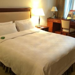 Отель Metropark Hotel Shenzhen Китай, Шэньчжэнь - отзывы, цены и фото номеров - забронировать отель Metropark Hotel Shenzhen онлайн комната для гостей фото 4