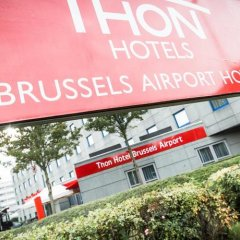 Thon Hotel Brussels Airport фото 8