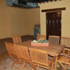 Отель Casa Rural El Pedroso