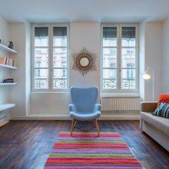 Отель Like Home Corneille Франция, Лион - отзывы, цены и фото номеров - забронировать отель Like Home Corneille онлайн комната для гостей фото 3