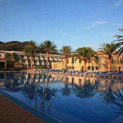 Отель San Carlos Испания, Курорт Росес - отзывы, цены и фото номеров - забронировать отель San Carlos онлайн бассейн фото 3