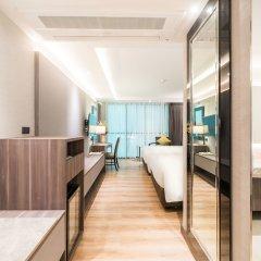 Отель Citrus Suites Sukhumvit 6 By Compass Hospitality Бангкок интерьер отеля фото 3