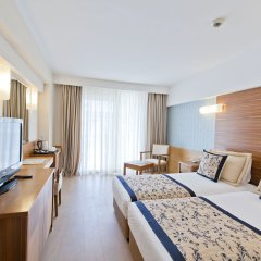 Отель Trendy Side Beach - All Inclusive - Adults Only комната для гостей фото 3