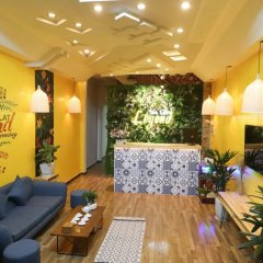 Отель Dalat Legend Homestay Далат интерьер отеля фото 2