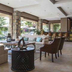 Marti Hemithea Hotel Турция, Кумлюбюк - отзывы, цены и фото номеров - забронировать отель Marti Hemithea Hotel онлайн интерьер отеля фото 2
