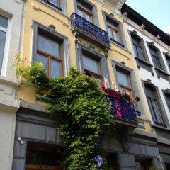 Отель Les Bluets Бельгия, Брюссель - отзывы, цены и фото номеров - забронировать отель Les Bluets онлайн