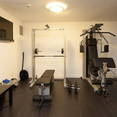 Hotel Adlon фитнесс-зал
