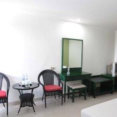 Отель Welcome Plaza Паттайя комната для гостей
