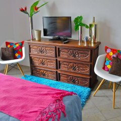 Hotel Petit Mercedes Puerto Vallarta комната для гостей фото 4