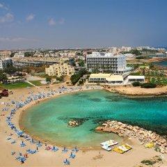 Отель Captain Pier Hotel Кипр, Протарас - отзывы, цены и фото номеров - забронировать отель Captain Pier Hotel онлайн пляж фото 2