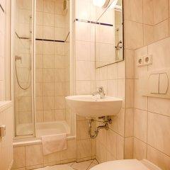 Апартаменты Aparion Apartments Leipzig Family ванная
