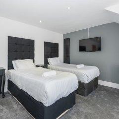 Westbourne Hotel And Spa Кемптаун сейф в номере