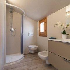 Отель Mini Attico Sant'Antonio Италия, Падуя - отзывы, цены и фото номеров - забронировать отель Mini Attico Sant'Antonio онлайн ванная