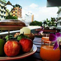 Отель Na Banglampoo питание