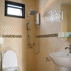 Отель T.Y.Airport Inn ванная фото 2