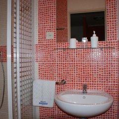 Отель Sporthotel Barborka Глубока-над-Влтавой ванная