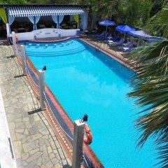 Отель Ariadni Blue Ситония бассейн фото 3