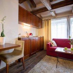 Отель Amour Residences Прага в номере