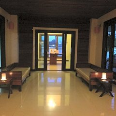 Отель The Beach Boutique Resort спа
