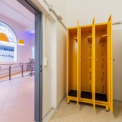 Отель A&O Salzburg Hauptbahnhof Зальцбург удобства в номере