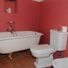 Отель La Pia Dama Синалунга ванная