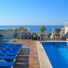 Отель Avenida Испания, Пляж Леванте - отзывы, цены и фото номеров - забронировать отель Avenida онлайн бассейн фото 2