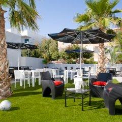 Отель Migjorn Ibiza Suites & Spa спортивное сооружение